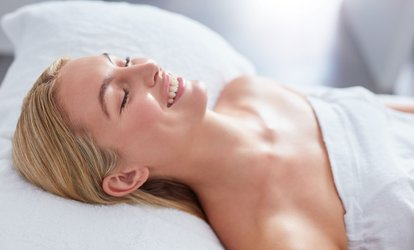 60-Min Tulasara <strong>Facial</strong> with Aveda Oil and Optional Eye Zone Treatment at Solé Salon and Spa Aveda (Up to 50% Off)