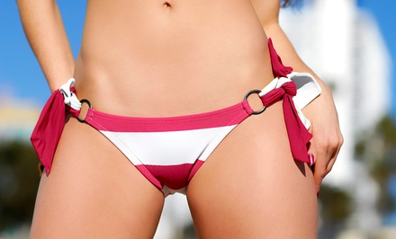 One or Three Brazilian or Bikini Waxes at Ruby Salon (Up to 55% Off)