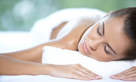 90-Minute Pamper Package at Natalie's Beauty