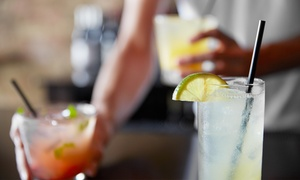 The Veranda Restaurant and Sports Bar: Up to 12 House Beverages or Mixed Drinks at The Veranda at The Hyatt Regency Dubai Creek (Up to 59% Off)