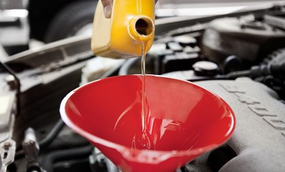 Oil Change and Tire Rotation at Red Rock Automotive (Up to 53% Off). Two Options Available.