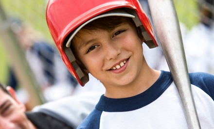 $12 for 15 Batting-Cage Tokens, Worth 150 Pitches at Batting Practice Cages ($20 Value)