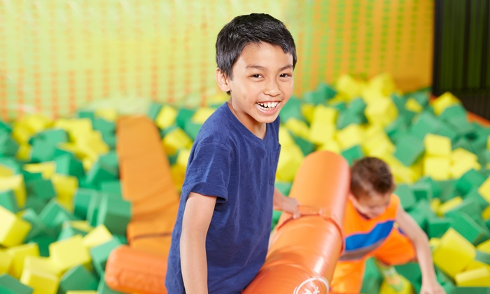 Chelsea Playground - Staten Island: Three or Five Passes, or $50 Toward a Birthday Party at Chelsea Playground (Up to 50% Off)