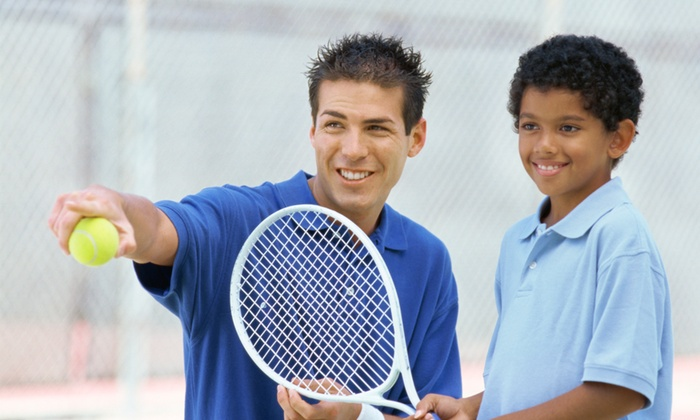 Cherry Hill Health & Racquet Club - Cherry Hill: Spring Tennis Classes for Kids or Adult Lessons at Cherry Hill Health & Racquet Club (Up to 60% Off).