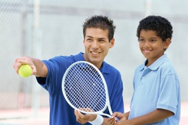 Cherry Hill Health & Racquet Club: Spring Tennis Classes for Kids or Adult Lessons at Cherry Hill Health & Racquet Club (Up to 60% Off).