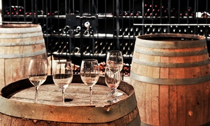 Tarpon Springs Castle Winery: Wine and Chocolate Tasting with Keepsake Glasses for Two or Four at Tarpon Springs Castle Winery (Up to 61% Off)