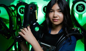Zippety's Lazer World: Four or Eight Games, or One Day of Unlimited Laser Tag at Zippety's Lazer World (Up to 50% Off)