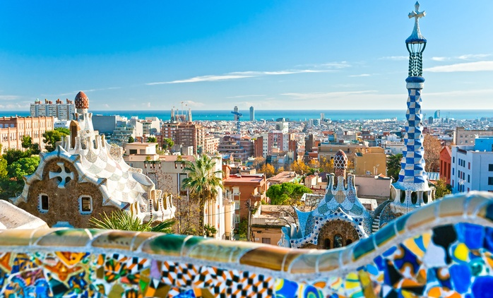 ✈ Barcelona: 2, 3 or 4 Nights with Dublin Flights at a Choice of Hotels*