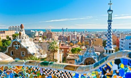 Barcelona: estancia para 2 personas con opción a desayuno en Ilunion Barcelona 4*