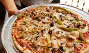 Pizza Artists: $12 for $20 Worth of Pizza and Italian Food or a Large Pizza Meal at Pizza Artists