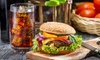 Junction Sports Bar - University District: Sports Bar Fare at Junction Sports Bar (Up to 38% Off).  Two Options Available.