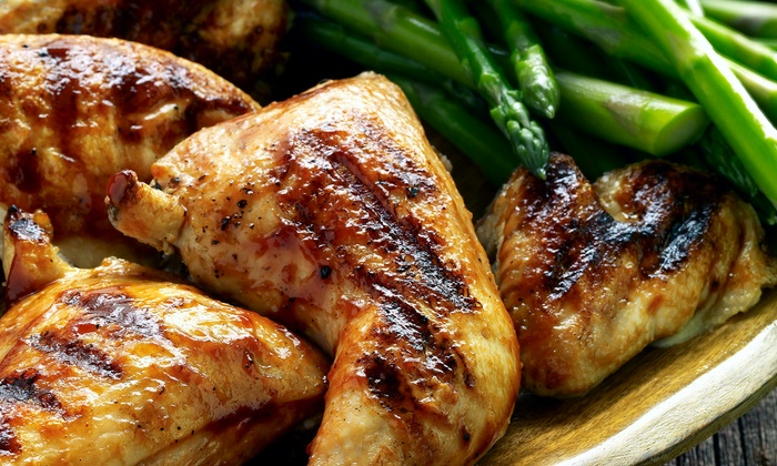 Happy Chicken - Castleton: $12 for $20 Worth of Food and Drink at Happy Chicken