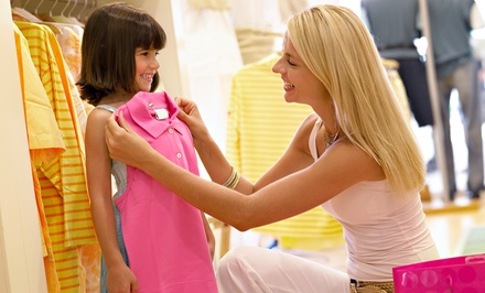 $45 for a Mother-Daughter Beauty and Wellness Experience from Mother Daughter Day Out (Up to $97 Value)