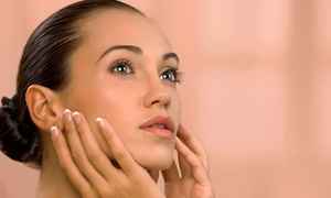Q Salon & Spa: One or Three Facials at Q Salon & Spa (Up to 55% Off)