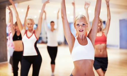 One- or Two-Month Gym Membership with Access to All Classes at Mademoiselle Women's Fitness (Up to 95% Off)