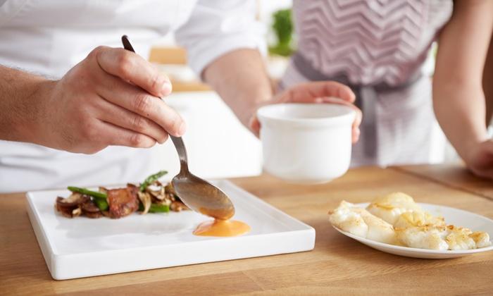La Tourbière - La Tourbiere: Atelier cuisine dîner en 4 services chez restaurant Gault&Millau La Tourbière
