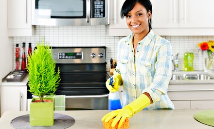 One, Two, or Three Two-Hour Housecleaning Sessions from Bizzy Bee Cleaning Service (Up to 56% Off)