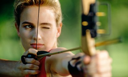 image for Aerial Archery Experience for One or Two Children or Adults at Battle Archery Ltd (Up to 60% Off)