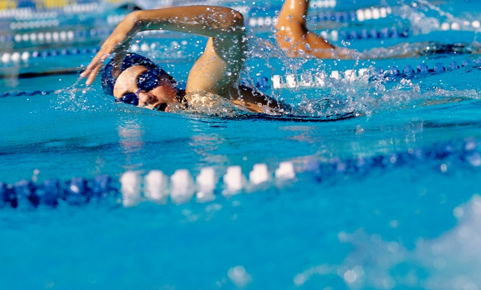 Group Swimming Lessons: Four or Eight from AED 175 at Elite Sports (Up to 59% Off)