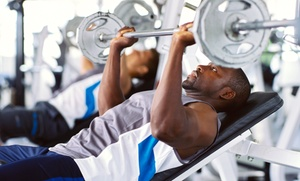 WORLD GYM CRESCENTA VALLEY: One- or Three-Month Membership with Personal Training Session at World Gym (Up to 52% Off)