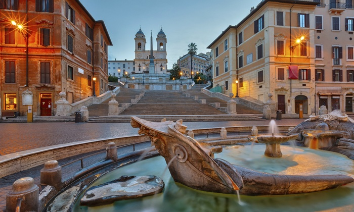Associazione Culturale Gaudium - roma: Tour: Roma esoterica e Roma romantica al tramonto fino a 6 persone da Associazione Culturale Gaudium (sconto fino a 66%)