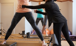 Posture Perfect Pilates: Five or Eight Mat, Barre, Pilates Rebounding, or Yogalates Classes at Posture Perfect Pilates (Up to 55% Off)