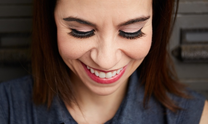 Expert nails and lash studio - Braeswood Place: $59 for Eyelash Extensions at Expert Nails and Lash Studio ($120Value)