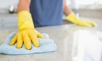 Wohnungs-Reinigung bis 50, 100 oder 150 qm Wohnfläche inkl. Anfahrtbei Putzperle Berlin (bis zu 43% sparen*)