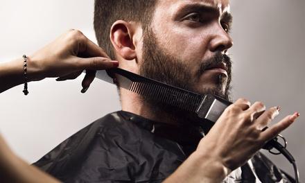Taglio moda uomo e massaggio cute