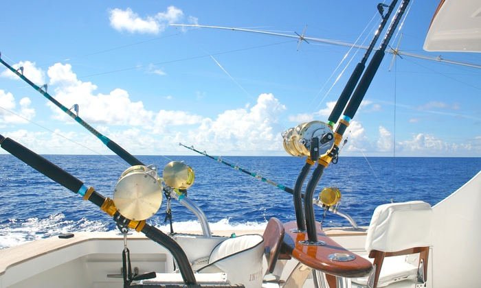 Hooked Up Charters - Cedar Key: $235 for a Half-Day Fishing Trip for up to Four from Hooked Up Charters ($400 Value)