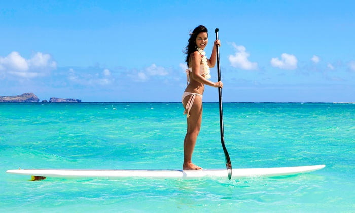 Brookside Paddlesports - East Naples: Two-Hour Standup-Paddleboard Rental for One, Two, or Four from Brookside Paddlesports (Up to 57% Off)