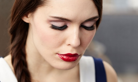 Eyebrow Wax with Optional Lip Wax at Lush Lash & Wax Studio (Up to 53% Off) e2709954-2907-44d5-a76c-3bb11b7e6d44