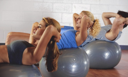 10 or 15 Fitness Classes at The Fitness Studio (Up to 60% Off)