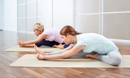 10 lezioni di cross training o pilates