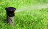 $5 Off Sprinkler Winterization