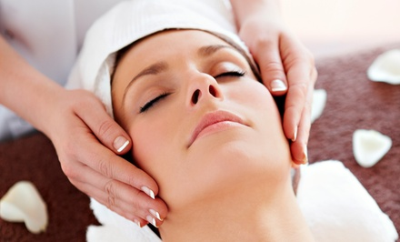 One 60-Minute Facial or Three 60-Minute Massages at Vivacity Beauty Salon (Up to 56% Off)