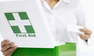 J & C First Aid Training: First Aid, Fire Safety or Food Hygiene Course For One (£29) or Two (£54) with J & C First Aid Training (Up to 63% Off)