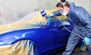 Rinaldi KFZ Sercive: Wertgutschein über 50 oder 100 € anrechenbar auf eine Smart-Repair-Lackreparatur bei Rinaldi Autopflege