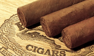 Havana Cigar and Wine Club: Cigar, Beer, or Wine Club Membership from Havana Cigar and Wine Club (Up to 50% Off). Four Options Available.
