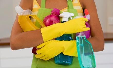 Four or Five Hours of House Cleaning from Spotless Cleaning By Jazz (Up to 50% Off)