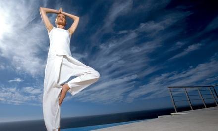 5er-Karte für Yoga und Kundalini-Yoga, optional Kinder-Yoga, im Tanzstudio Juna Elisa ab 24,90 € (bis zu 72% sparen*)