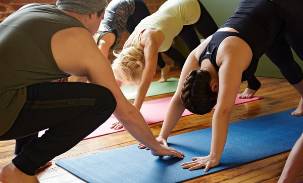 Yoga Classes Anda Yoga House Groupon