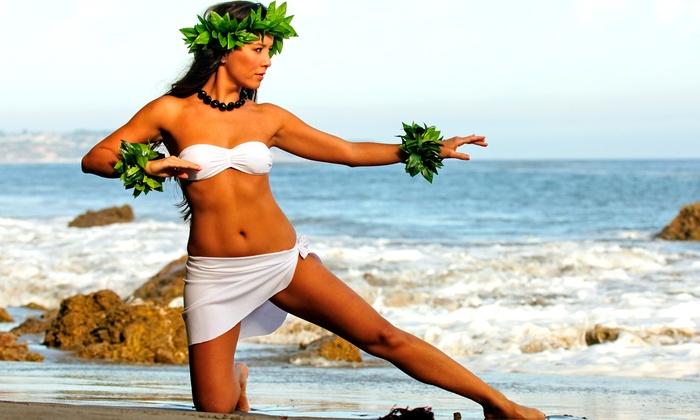 Hanalei Dancers - Seabreeze Golf Course: 10 Dance Classes from Hanalei Dancers (65% Off)