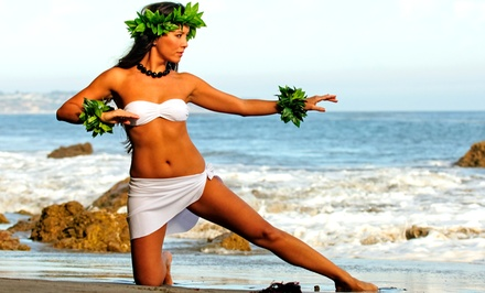 10 Dance Classes from Hanalei Dancers (65% Off)