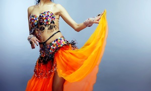 iDance Studios: Four or Eight Belly-Dance Classes or Two Wedding-Choreography Lessons at iDance Studio (Up to 52% Off)