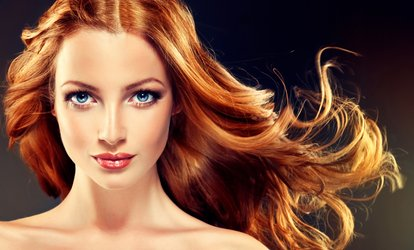 image for One or Three Blow Outs at DRYtini (Up to 46% Off)
