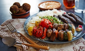 Ozzy's Kabob: Lebanese Food at Ozzy's Kabob (Up to 40% Off)