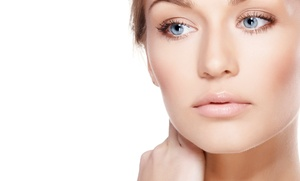 360 Wellness: One or Two Microcurrent Face Lifts or One Microcurrent Face and Chin Lift (Up to 97% Off)