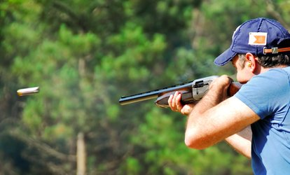 image for Clay-<strong>Shooting</strong> Package for Two, Four, or Six at Vancouver Trap and Gun Club (Up to 32% Off)