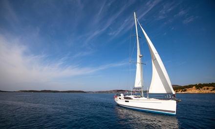 Noche romántica en velero para dos con opción a cena y paseo desde 72 € en Spirit